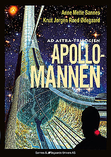 Apollomannen - første bok i science fiction-trilogien Ad Astra